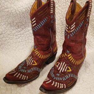 Ladies Old gringo boots